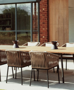 Kettal Bitta Luxury Dining Table