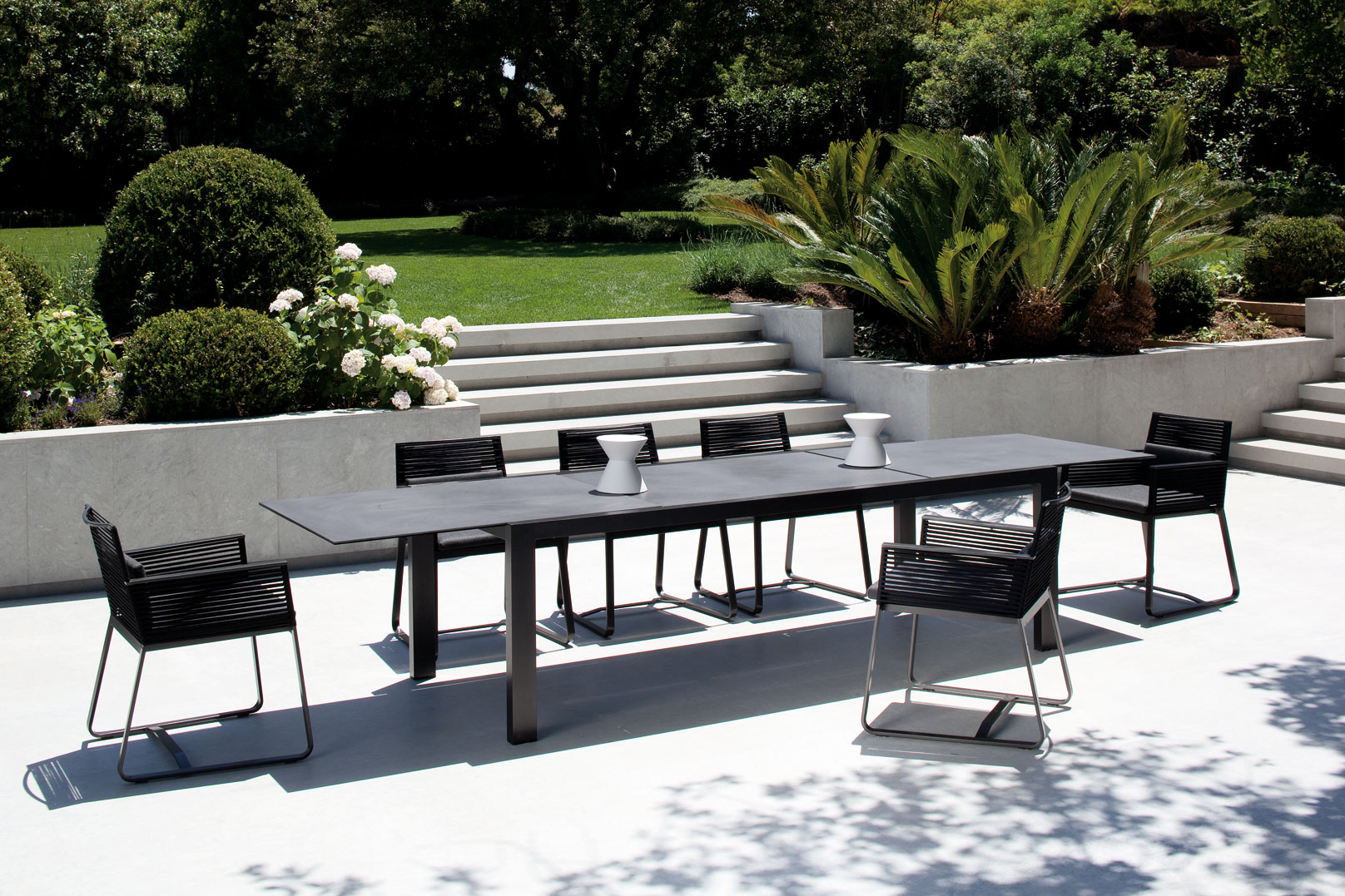 Kettal Landscape Dining Collection Couture Outdoor
