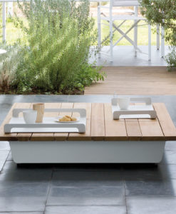 manutti air coffee table modern outdoor furniture