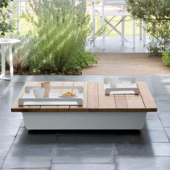 manutti air coffee table modern outdoor furniture