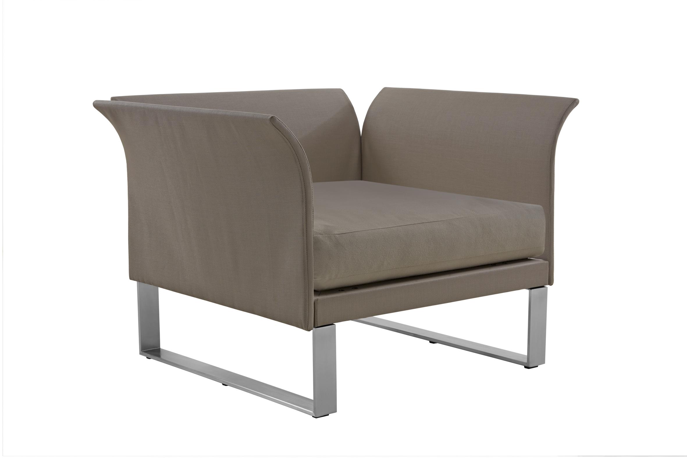 sifas outdoor furniture. 3100-1400b_Santa_Barbara_Modern_Outdoor_Club_Chair. Outdoor Club Chair Sifas Furniture
