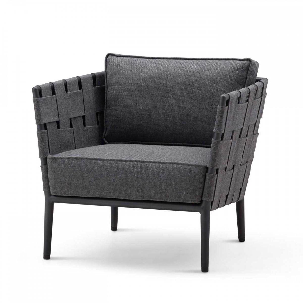lounge angle patio club teak outdoor furniture chair chairs warehouse rope bianca