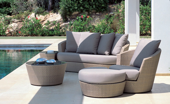 Entzuckend Lounge Sofa Set U2013 Lunar. Couture Outdoor