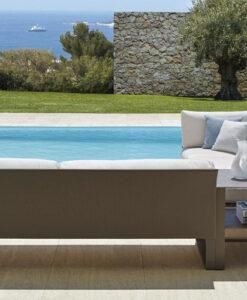 Modern 2 seater sofa