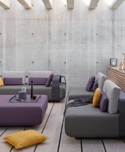 manutti luxury kumo 2 seater sofa modern outdoor furniture hamptons