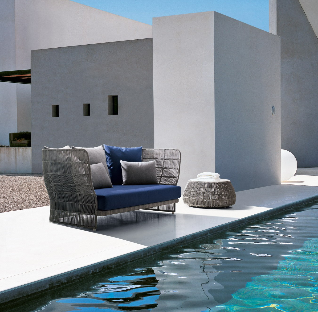 3300 2604a_B_B_Italia_Canasta_Outdoor_3_Seater_Sofa