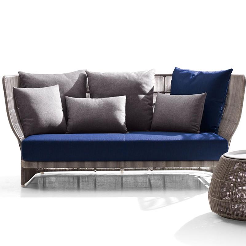 b b italia canasta 3 seater sofa couture outdoor. Black Bedroom Furniture Sets. Home Design Ideas