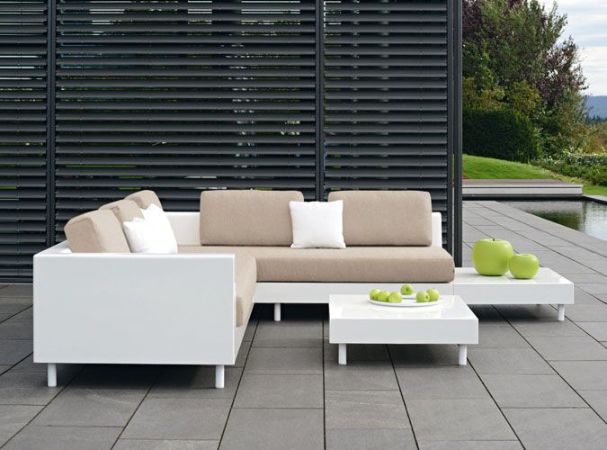 Allure sectional sofa couture outdoor - The allure of the modular home ...