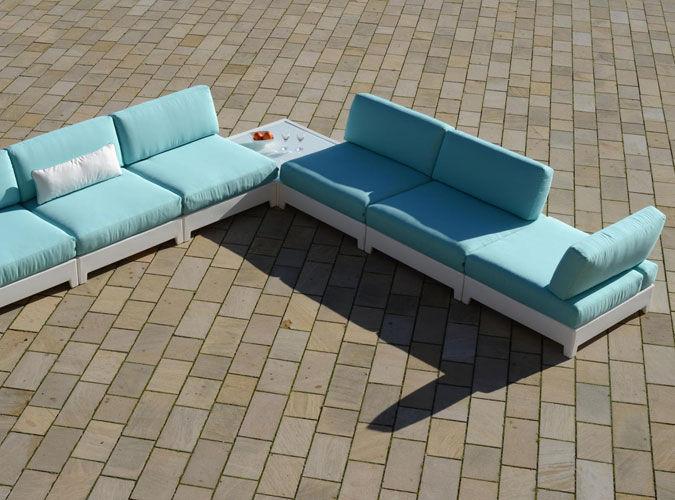 Vibe elements modular sofa couture outdoor for Sofa modular exterior