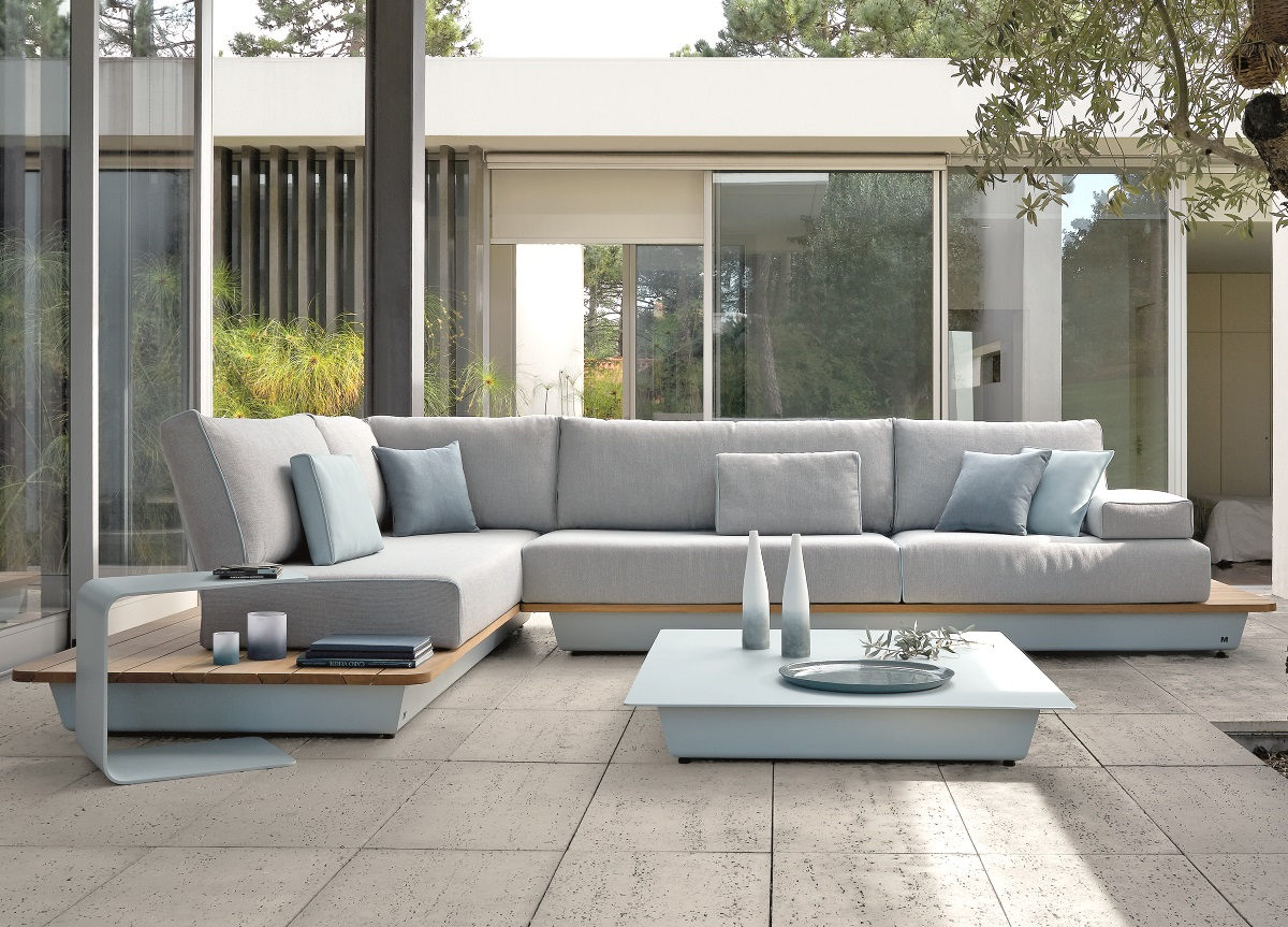 Manutti Air Sectional Sofa Couture Outdoor