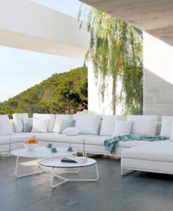 manutti zendo modern sectional sofa