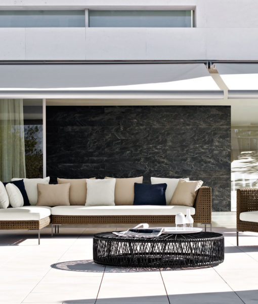 B B Italia Charles Sectional Sofa Couture Outdoor