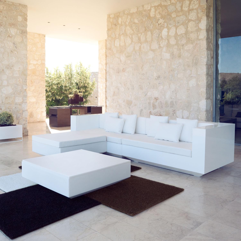 Vondom vela modular sofa couture outdoor for Sofa modular exterior