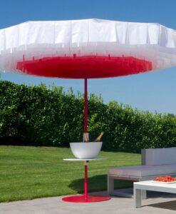 Champagne umbrella