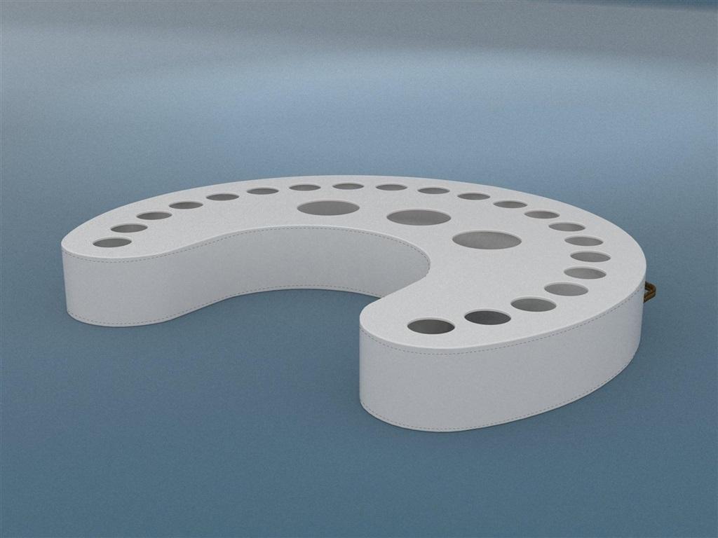 Floating pool bar - 5550 3300c_floating_ Bar_pool