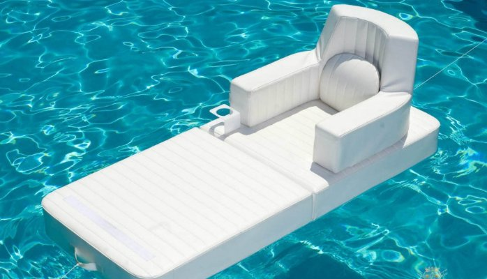 Pool Furniture Luxurious Floating Chair Couture Outdoor