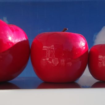 couture outdoor apples