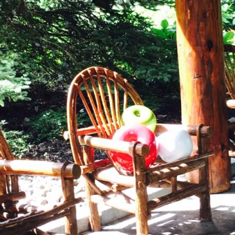 Couture Outdoor Apple Upstate Porch