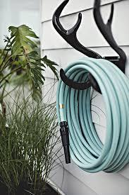 turquoise designer luxury hose black antler mount