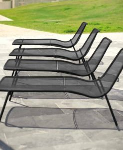 Cielo is a stackable chaise collection defined by its structural balance and soft interconnecting lines. Clean and basic shapes mark the rich range of Cielo.