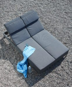 Double Chaise Lounger