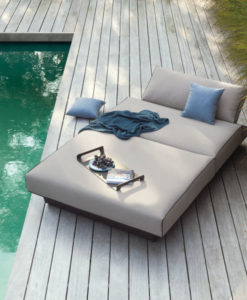 air manutti daybed contemporary outdoor furniture