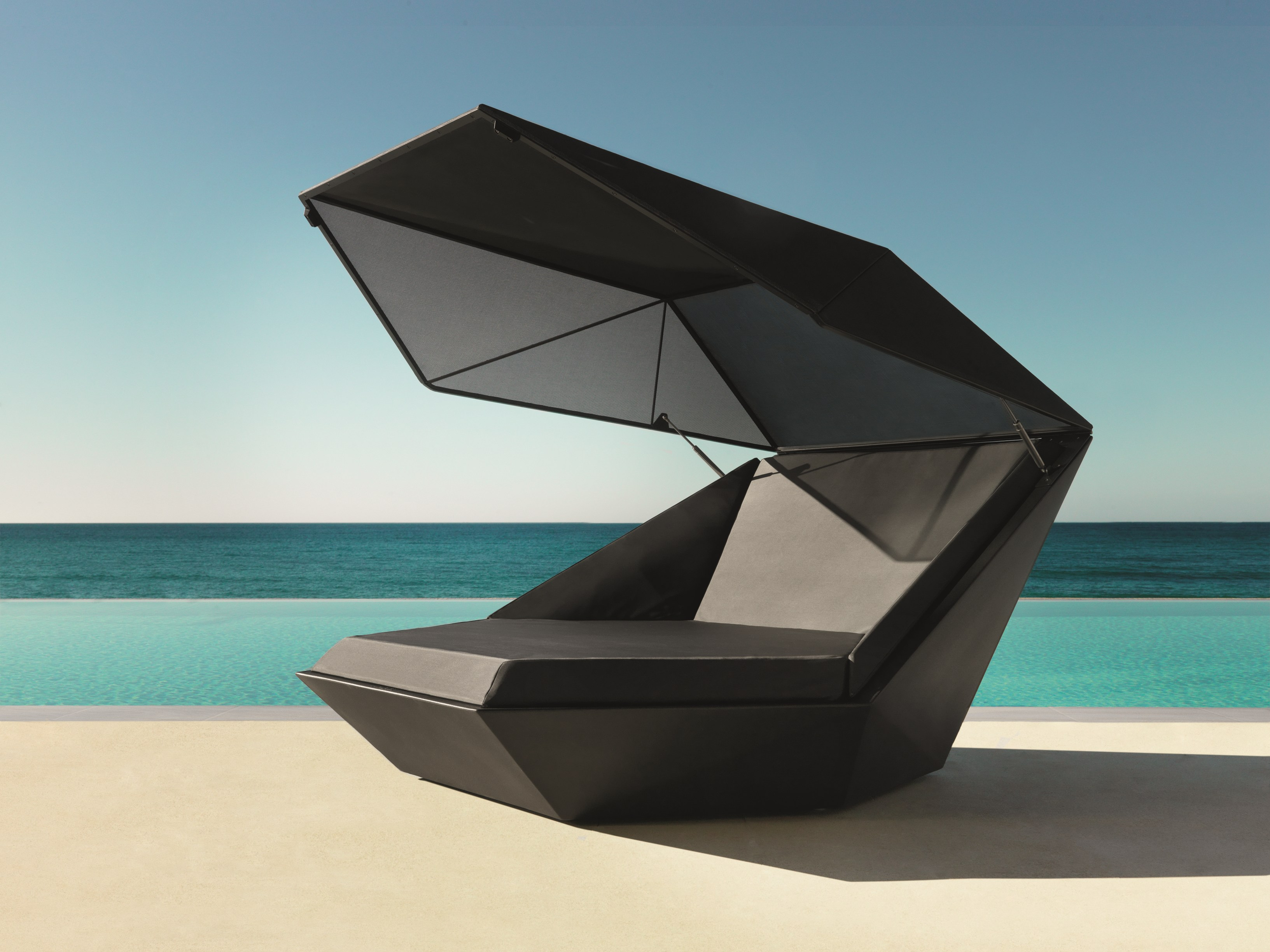 vondom faz daybed couture outdoor. Black Bedroom Furniture Sets. Home Design Ideas