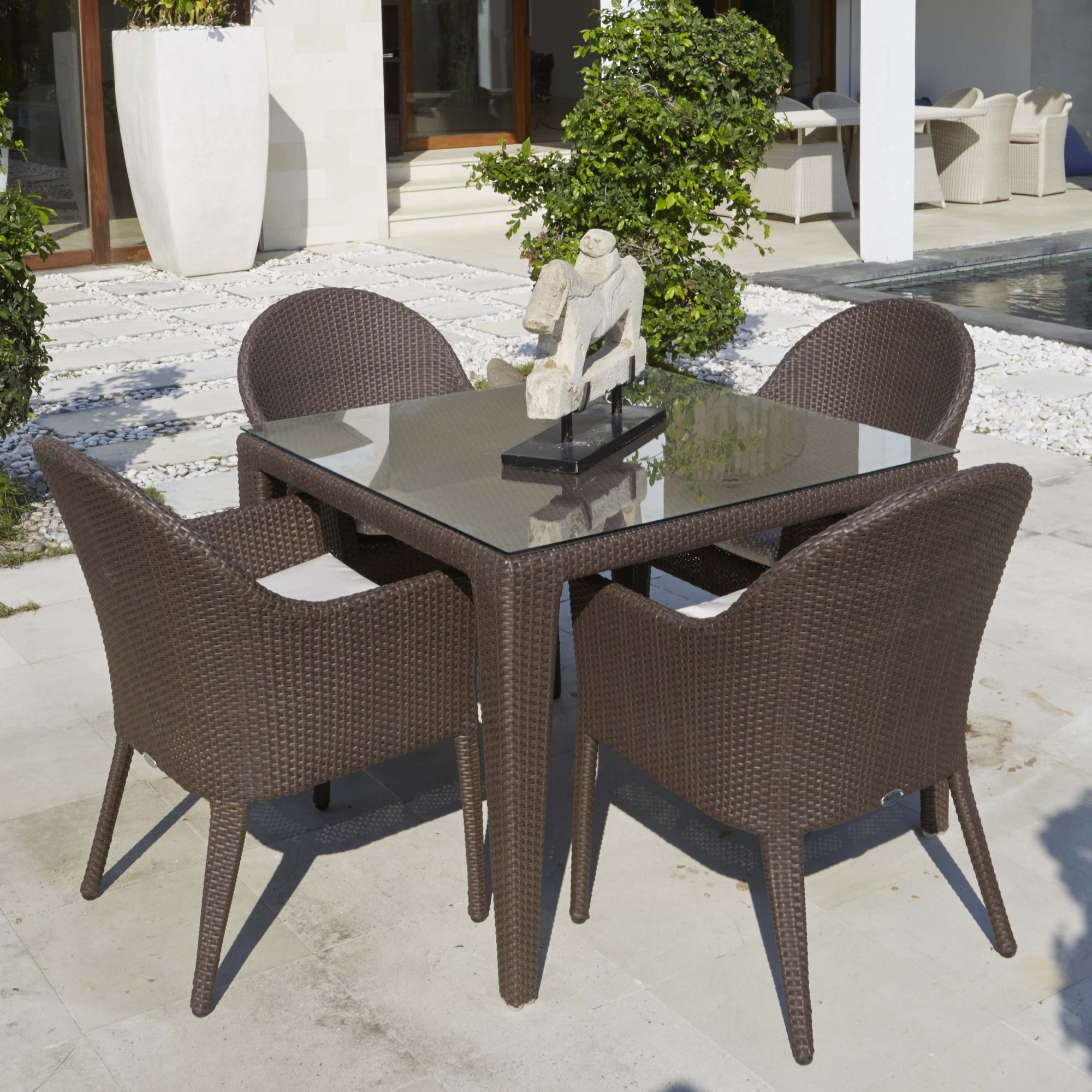 Skyline Malta Dining Collection Couture Outdoor