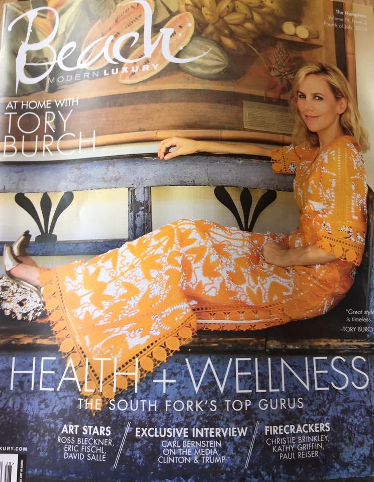 Beach Magazine Cover July Luxury modern outdoor furniture design