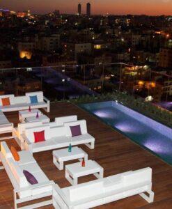 Chakra Lounge Area