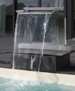 LED Pool Fountain Stainless