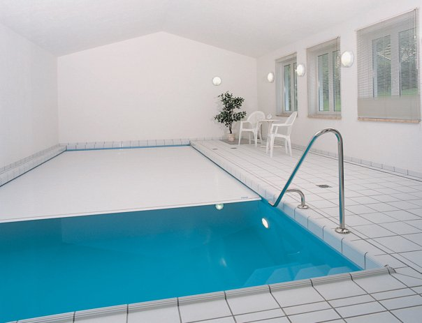 Indoor Automatic Pool Cover By Covertech Couture Outdoor