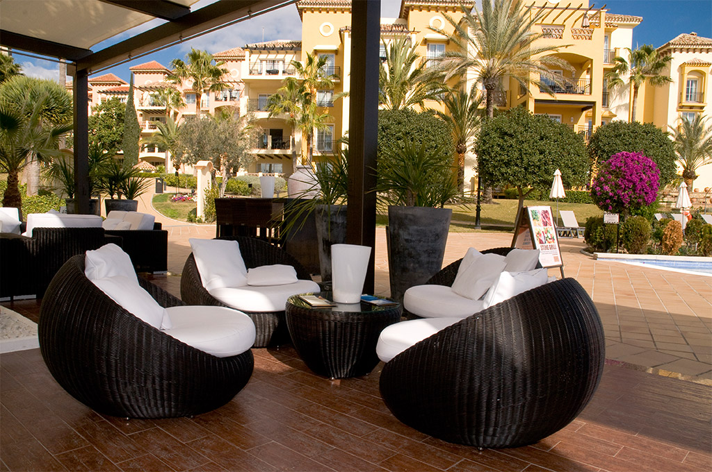 Amelia Wicker Club Chair Couture Outdoor