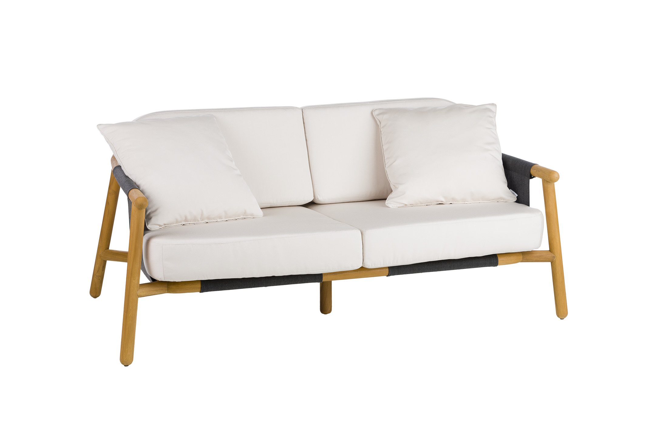 Adele 2 seater sofa couture outdoor for 2 seater chaise sofa for sale