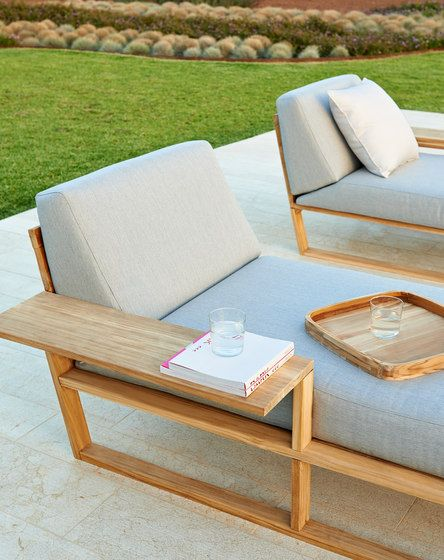 lina teak daybed couture outdoor. Black Bedroom Furniture Sets. Home Design Ideas