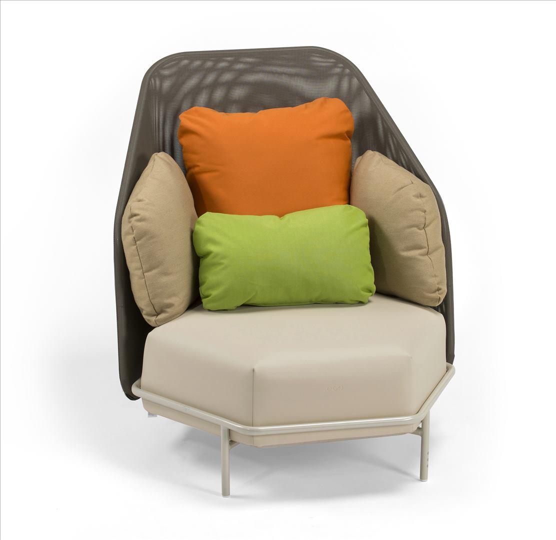Alice Club Chair Neutral