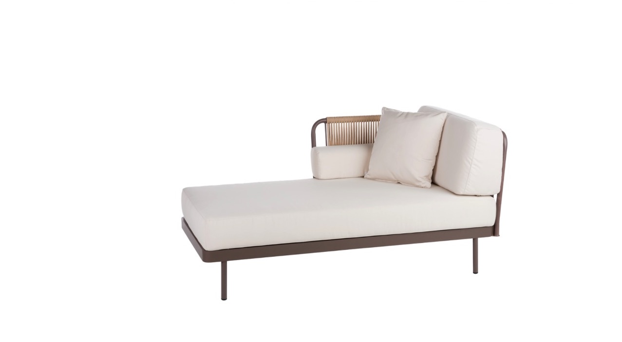 Rope Sectional Modular Sofa Couture Outdoor