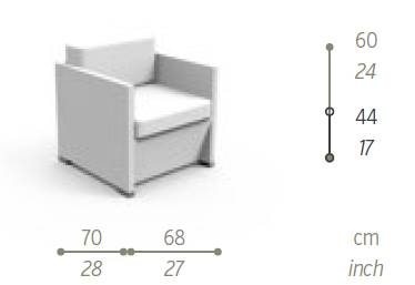 Amazing Becca Club Chair Dimensions