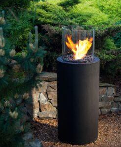 No Mess Fire Pit Bon Fire Tall