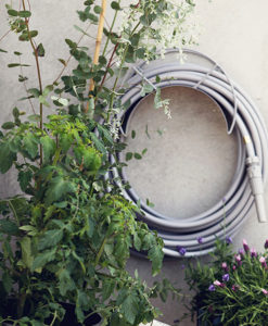 Color Garden Hose Grey