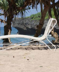 Aloha C Chaise Lounger Durable Importer Allweather