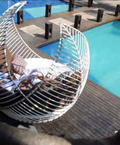 Aloha Daybed Hospitality Furniture Wicker Pool Furniture