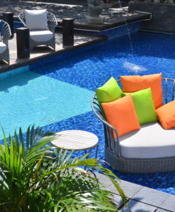 Marina Aloha M Daybed Best living Furniture Hotel