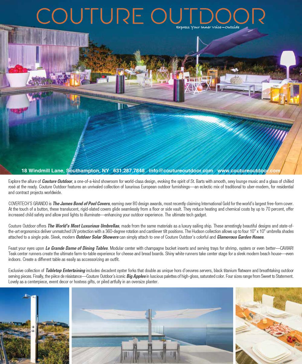Luxe Magazine Ad