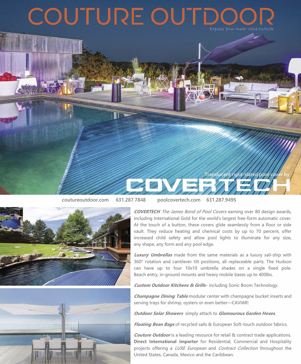 Luxury Pools Ad