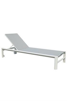 Angela Chaise Lounger Luxury Pool Furniture Batyline Hospitality Contract