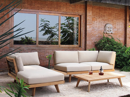 Aura Sectional Sofa Modern Hospitality Contract Furniture