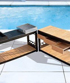 Bermuda Hospitality Outdoor Kitchen Pool Furniture