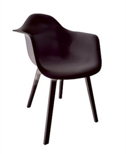 Arliene Dining Chair Modern Hospitality and Contract Patio Furniture