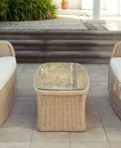 Elana 2 Seater Sofa Wicker Pool Patio Furniture Florida
